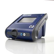 Aparato de prueba de estanqueidad / para aparatos respiratorios y máscaras / de estanqueidad