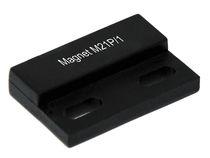 Imán rectangular / encapsulado / para la activación de sensor reed