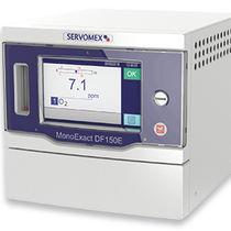 Analizador gas / de oxígeno / de concentración / benchtop