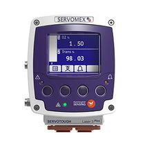 Analizador de oxígeno / de monóxido de carbono / de trazas / portátil