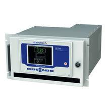 Analizador de nitrógeno / de oxígeno / de hidrógeno / de humedad