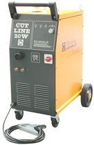 Fuente de corriente plasma para corte por plasma / para el corte de metales / manual