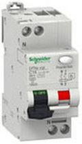 Interruptor diferencial en caja moldeada / de tensión