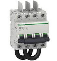 Disyuntor contra cortocircuitos / modulable / en caja moldeada / para aplicaciones fotovoltaicas