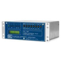 Relé de protección de sobreintensidad / digital / programable / configurable