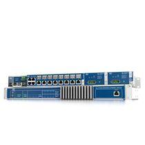 Conmutador Ethernet administrable / 24 puertos / de fibras ópticas / Gigabit Ethernet