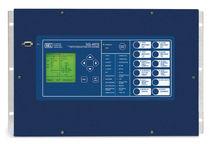 Relé de protección de fase / trifásico / para montaje en panel / programable