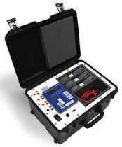 Analizador de plomo / de calidad de la energía / portátil / con registradores de datos