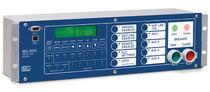 Relé de protección de sobreintensidad / programable / trifásico / configurable