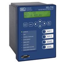 Relé de protección de subtensión / de arco eléctrico / de sobreintensidad / programable