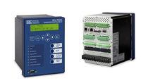 Relé de vigilancia de sincronización / digital / multifunción / para montaje en panel