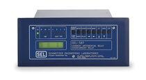 Relé de protección de sobreintensidad / para montaje en panel / digital / diferencial