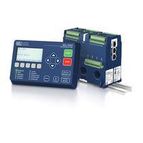 Relé de vigilancia de arco eléctrico / de fases / en riel DIN / digital