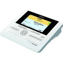 Aparato de medición de conductividad / de pH / temperatura