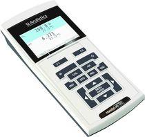 PHmetro portátil / de proceso / digital / con conductímetro