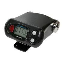 Detector de rayos gamma / personal / con panel de información