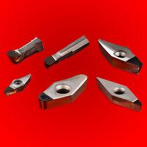 Plaquita de corte PCBN / diamante policristalino compacto