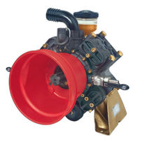 Bomba para productos químicos / de membrana / de pulverización / de alta presión