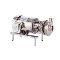 Bomba para productos agroalimentarios / eléctrica / centrífuga / de fuerte carga