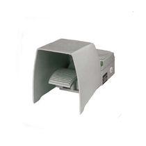 Pedal de control / mecánico / con capó / reforzado