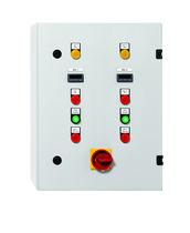 Sistema de supervisión de nivel / de posición / de medición / para máquina