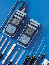 Aparato de medición de pH / resistividad / redox / de conductividad