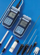 Aparato de medición borde de corte / de oxígeno disuelto / portátil