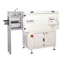 Secador de aire caliente / batch / compacto
