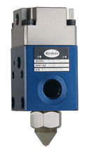 Válvula de dosificación / con control neumático / de cartucho / de alta eficacia