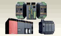Autómata programable PLC en riel DIN / por red Ethernet / de seguridad / E/S