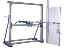 Banco de ensayo multi-parámetros / de durabilidad para puertas / mecánico