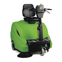 Barredora con conductor sentado / eléctrica de batería / gasolina / de exterior