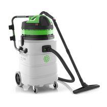 Aspirador de agua y polvo / eléctrico / móvil / de 2 motores