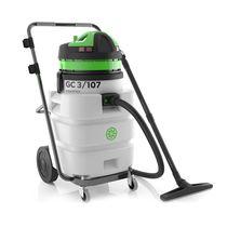 Aspirador de agua y polvo / eléctrico / móvil / de 3 motores