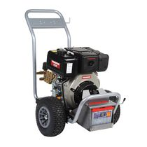 Máquina de lavado de alta presión / manual / por aspersión