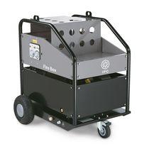 Máquina de lavado de alta presión / manual / de acero inoxidable / por aspersión