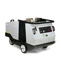 Máquina de lavado de alta presión / en caliente / manual / de acero inoxidable