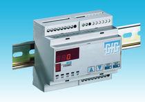 Unidad de control para detectores de gas