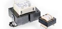 Transformador de aumento de tensión / tipo abierto / monofásico / para la electrónica