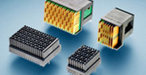 Conector para tarjeta electrónica / de tarjeta a tarjeta / SMT / cuadrado