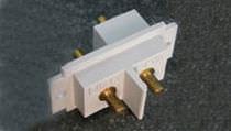Bloque de conexión con tornillo / para de bus / para terminal de batería