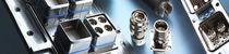 Conector para tarjeta electrónica / de fibras ópticas / ARINC / rectangular