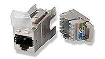 Conector audio/vídeo / jack / cuadrado / modular