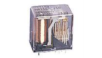 Relé electromecánico 24 V CC / enchufable / de potencia / en miniatura