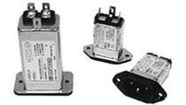 Filtro electrónico EMI / AC / monofásico / con conector IEC