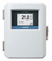 Analizador de oxígeno / de gas de combustión / de combustión / integrable