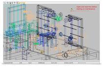 Software de CAD / de visualización / de cimentaciones / colaborativo