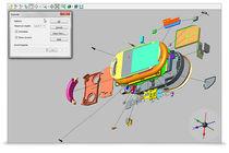 Software de CAD de diseño mecánico / CAD eléctricos