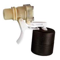Válvula de flotador / servoaccionada / de control de nivel / para agua