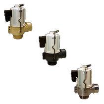 Válvula para agua caliente / para agua potable / de brida / de rosca